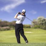 Refining A Golf Swing