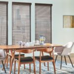 Put a Graceful Charm in the Room with Wood Blinds